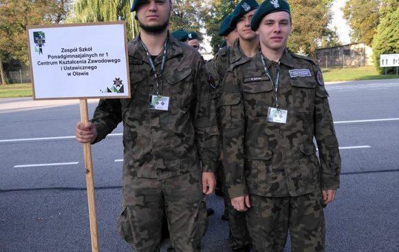 III miejsce mundurowych