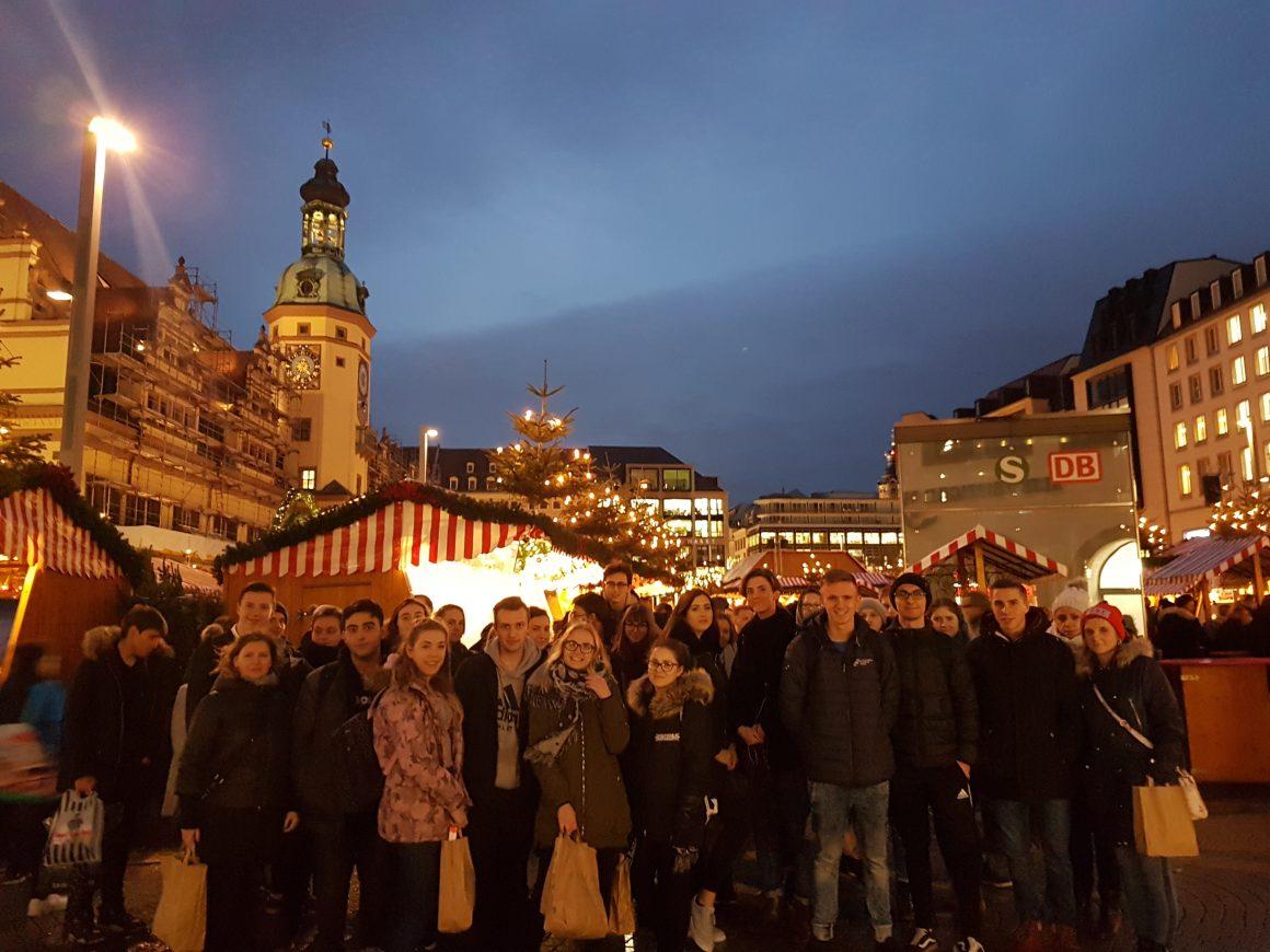 Wycieczka na Jarmark Świąteczny do Lipska