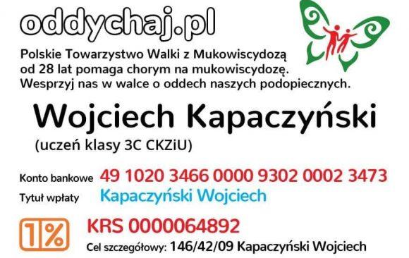 Pomagamy Wojtkowi!