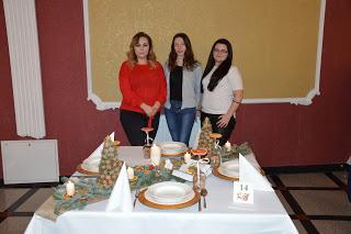 Świąteczne, magiczne stoły