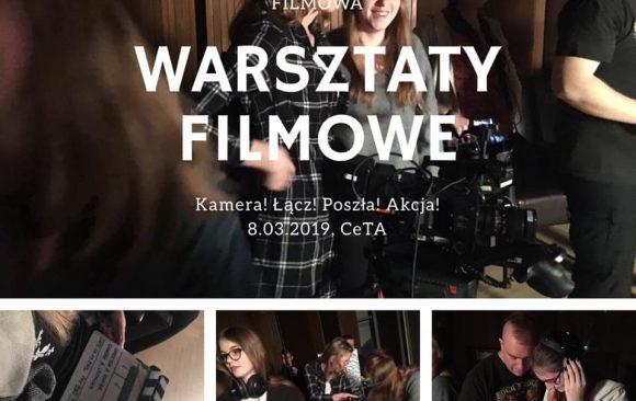 Warsztaty filmowe w CeTA