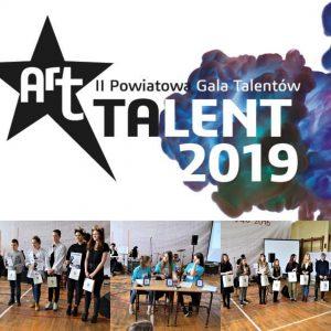 ART-TALENT, czyli II Powiatowa Gala Talentów 2019