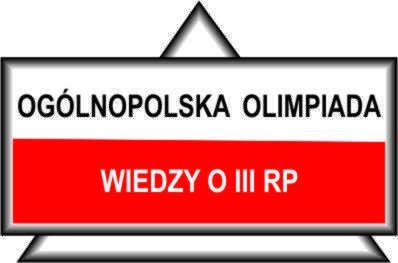 Weź udział w Olimpiadzie Wiedzy o III RP oraz Prawach Człowieka
