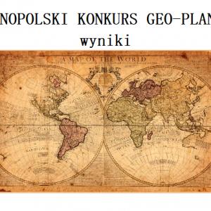 Geo-Planeta – podsumowanie