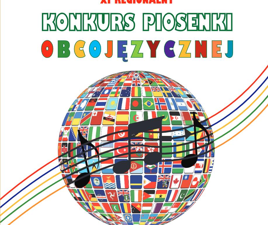 XI Regionalny Konkurs Piosenki Obcojęzycznej