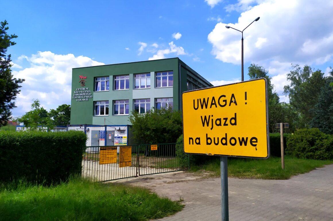 Budowa warsztatów szkolnych